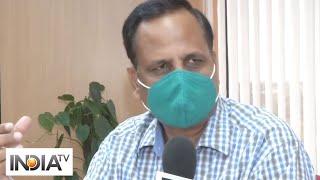 COVID-19: Cinema halls, schools and colleges should remain closed, says Satyendar Jain - INDIATV