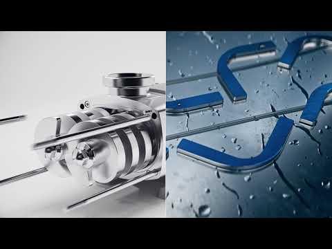 Alfa Laval - Twin Screw Short