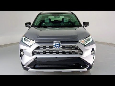 Toyota RAV4 (2019) The Best Small SUV""