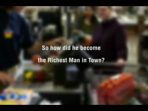 The Richest Man in Town by VJ Smith