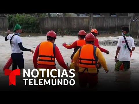 El Salvador envía ayuda humanitaria a Guatemala y Honduras | Noticias Telemundo