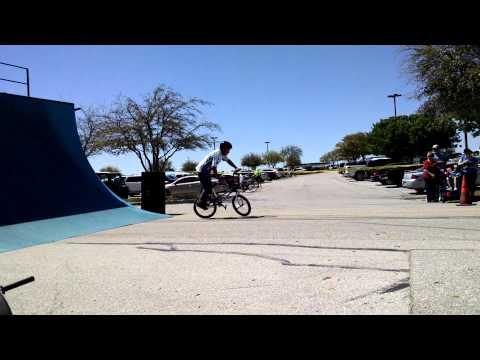 Rosedale Ride BMX Demo Flatland