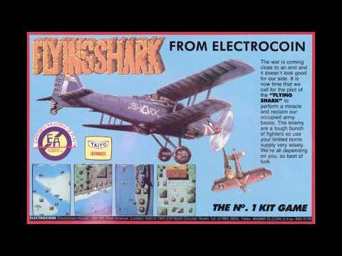 Flying Shark 飛翔鮫 Arcade Sound Track