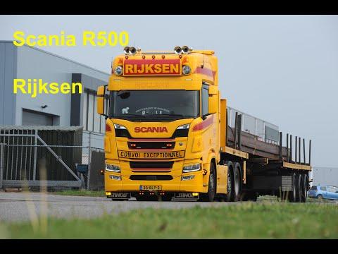 Scania R500 of Rijksen Transport