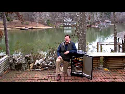 Sportsman Elite 30 Black Electric Smoker  Features and Benefits