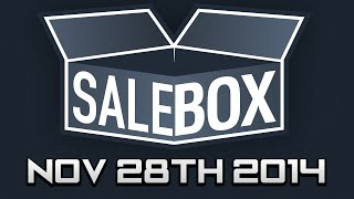 Salebox - Featured Deals - November 28th, 2014