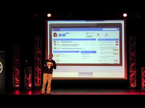 gener8tor Milwaukee 2014 Premiere - Project Foundry Pitch