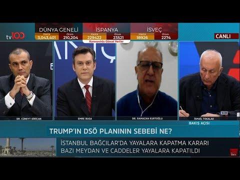 Emre Buga ile Bakış Açısı | 27 Nisan 2020 - Ramazan Kurtoğlu - Cüneyt Dirican - İsmail Tokalak
