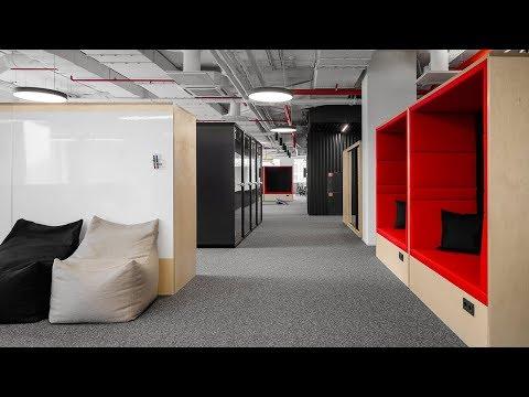 Как выглядит новый офис «Яндекса» в Замоскворечье photo