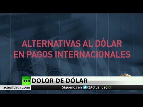 Más países dejan el dólar por las divisas propias en los contratos