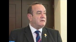 Guatemala asumirá presidencia pro tempore del SICA
