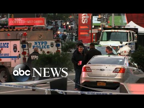 3 people, including child, shot in Times Square | WNT