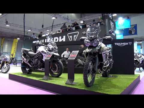 Motosx1000: Especial Salón Vive la Moto