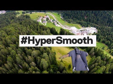 GoPro: HERO7 Black #HyperSmooth - Jeb Corliss Wingsuit Death Star Run in 4K