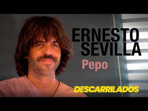 DESCARRILADOS. ?Ernesto Sevilla es Pepo?. Solo en cines 20 de agosto