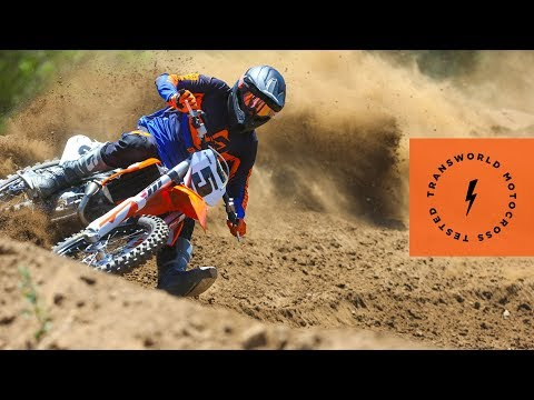 First Impression of the 2019 KTM 350 SX-F | TransWorld Motocross