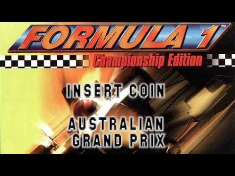 Formula 1 Championship Edition (1997) - PlayStation - Australian Grand Prix