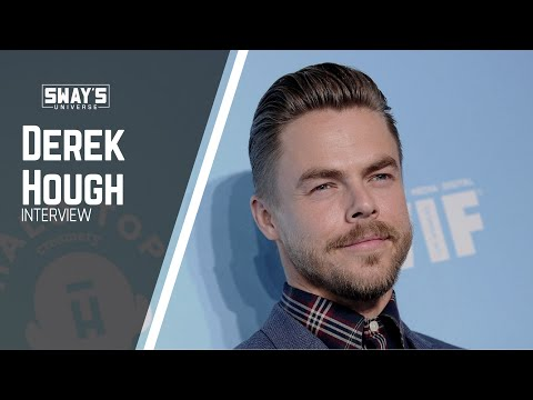 'World of Dance' Judge Derek Hough Talks About Going on Solo Tour