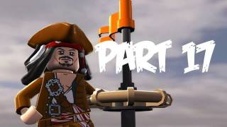 Lego Pirates of the Caribbean: Walkthrough Part 17 - Let's Play (Gameplay & Commentary)