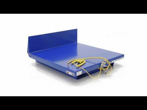 Sliding & Hinged Tilt Tables EHTT-L-4848-4