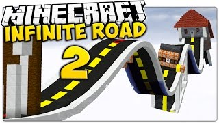video : Frigiel LA ROUTE INFINIE 2 | Minecraft - Infinite Road en vidéo