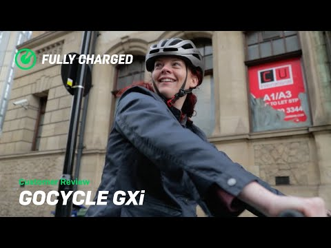 eBike Stories: Laura and her Gocycle GXi