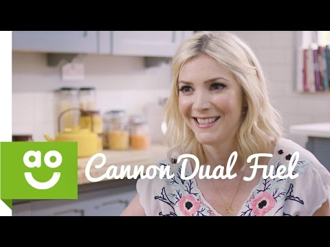 Cannon's Dual Fuel with Lisa Faulkner | ao.com
