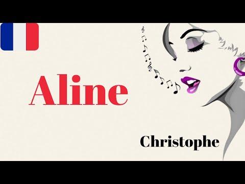 "APRENDE A CANTAR en Francés ""Aline"" de Christophe"
