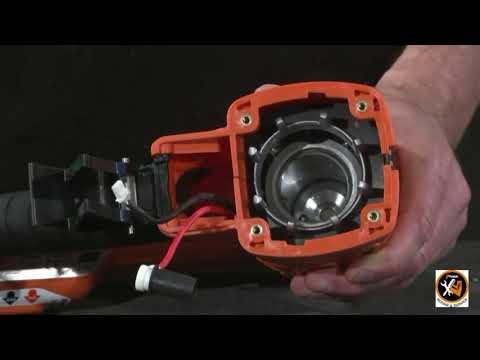 Instruktioner - Paslode 013690 - Rengöring av Paslode Gasspikspistoler