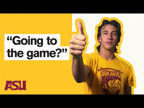 "Student Life: ASU Football (or: ""How Ben Conquered the Inferno"")"