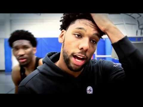 Embiid is Ready!