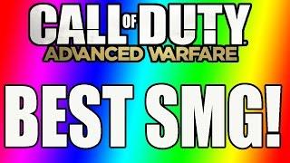 Best SMG Class (Fun Run and Gun Advanced Warfare Set Up)