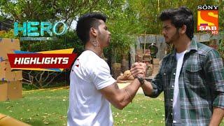 Hero And Veer's Partnership | Hero - Gayab Mode On | Episode 129 | Highlights - SABTV