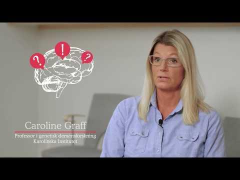 Var med i kampen mot Alzheimers sjukdom och annan demens