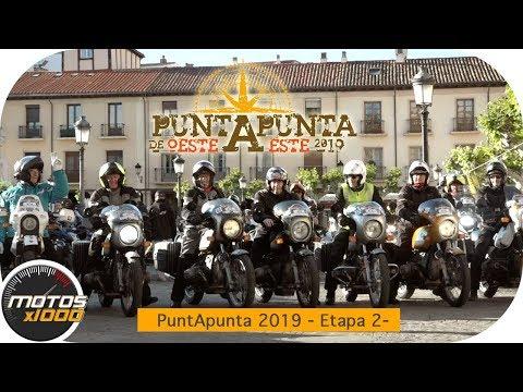BMW Motorrad PuntApunta 2019 | Etapa 2