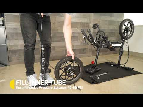 HOW TO: Change a Tire on the EB5 Pro Folding Electric Bike