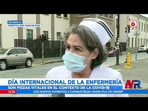 Día Internacional de la Enfermería: Homenaje a estos abnegados profesionales