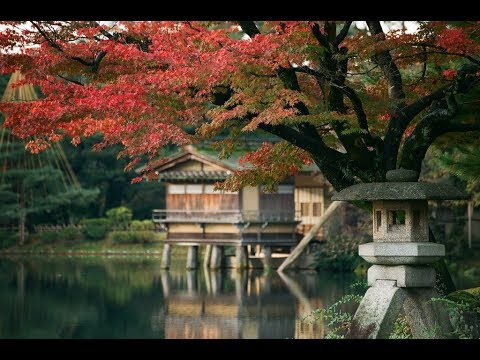 Kenrokuen Garden – Ishikawa, Japan's Oldest Garden 2017 HD