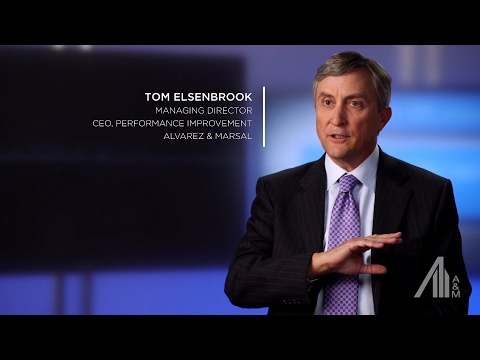 Tom Elsenbrook Discusses the Technology Gap
