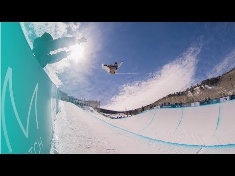 2018 Burton U·S·Open Women?s Halfpipe Finals - Highlights