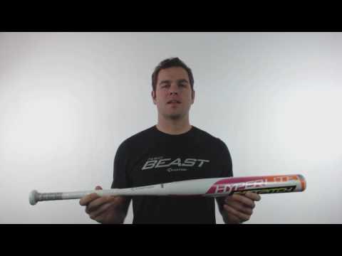 2017 Easton Hyperlite Fastpitch Softball Bat: FP17HL12