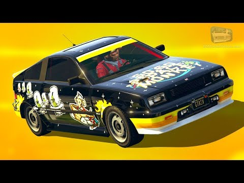 How to unlock the Go Go Monkey Blista in GTA Online: Arena War