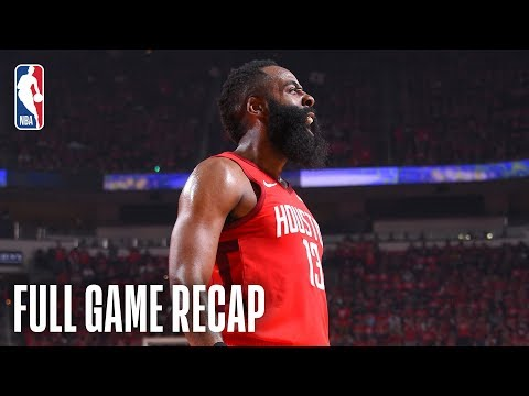JAZZ vs ROCKETS | James Harden Dances His Way to a Triple-Double | Game 2