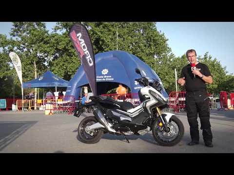 Motosx1000 : Test Honda X-ADV
