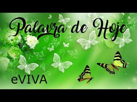 PALAVRA DE HOJE 15 DE MAIO 2020 eVIVA MENSAGEM MOTIVACIONAL PARA REFLEXÃO APOCALIPSE 21 BOM DIA!