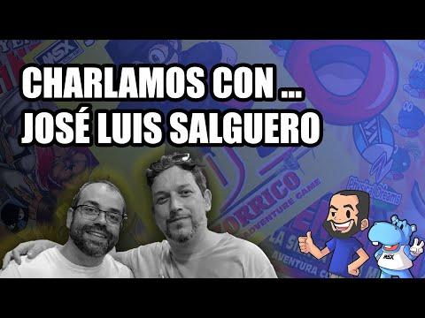 Charlamos con José Luis Salguero