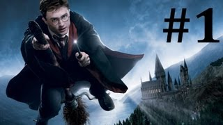 Гарри Поттер и Кубок Огня #1