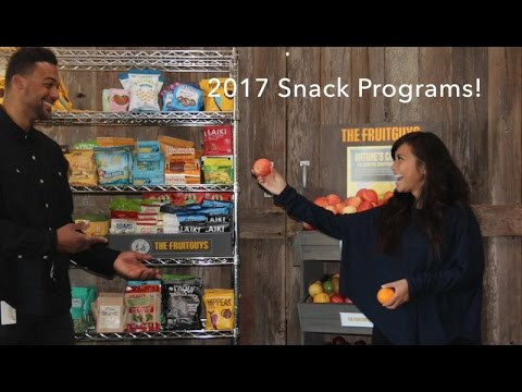 Snack Programs For A Healthy Workplace - The FruitGuys