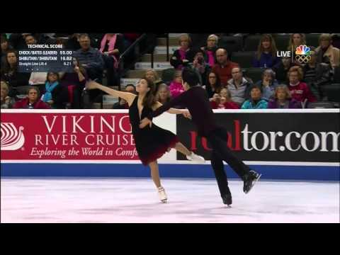 (No Commentary) 2016 U.S. Nationals: Maia Shibutani/Alex Shibutani FD (Overlaid Audio)