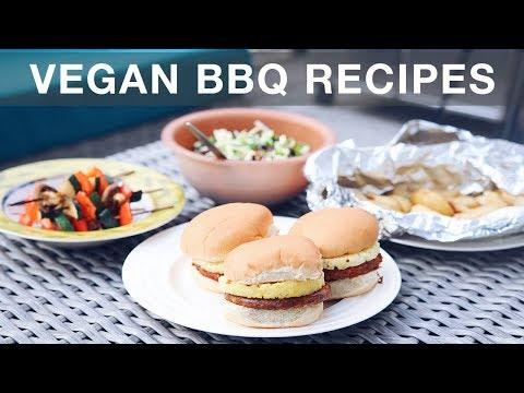 Easy Vegan Summer BBQ Recipes   summer meals